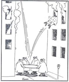 Splain this Far Side cartoon to