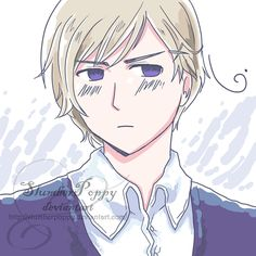 Hetalia: Norway by ~SlumberPoppy on deviantART