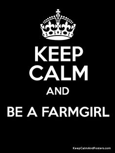 :) - wonder if Ashby let me have fainting goats if I could call our home a farm! Hahaha-