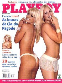 Playboy Brazil Fébruary 1999