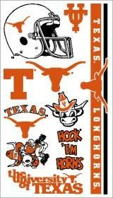 1000 images about it 39 s all about the burnt orange on for Texas tattoo license