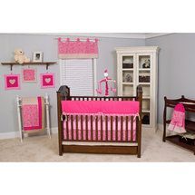 Walmart: Pam Grace Creations Cheetah 10 Piece Crib Bedding Set $92