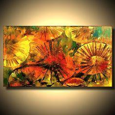 Abstract paintingMixed Media40x 22x15 Gallery by DejavuArtGallery, $290.00