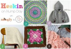 Hookin' on Hump Day 126 #crochet #knit www.petalstopicots.com