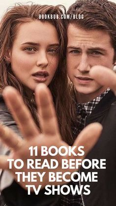 This reading list of books to read before watching the show is great for summer 2018. All of these books have TV show adaptations coming out soon, like '13 Reasons Why' and 'Sweetbitter.' #books #summer #show #13ReasonsWhy #Reading, #Sweetbitter #readinglist #watching