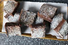naptime brownies by smitten, via Flickr