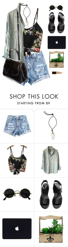 """[insert cool title]"" by gre17 ❤ liked on Polyvore featuring Lanvin, Lauren Ralph Lauren, H&M, Fendi and Tom Ford"