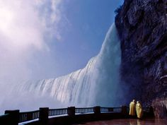 Niagra waterfalls  Without borders... The 100 most beautiful places in the world