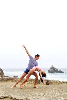 Dancers - Dylan Gutierrez & Jeraldine Mendoza.  Location - San Francisco, California.  © 2014 Oliver Endahl