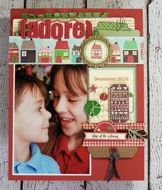 Adore by Jennifer Gallacher - Scrapbook.com