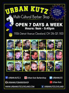 """Groom yourself with the <a href=""""http://www.urbankutzcleveland.com/""""> pro barbers in Ohio</a> and make your picture look best with the latest haircut."""