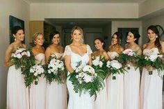 @whiterunway  bridesmaid dresses