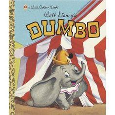 Little Golden Book: Dumbo