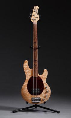 20th Anniversary Edition Music Man Stingray Fretless Bass - 1996