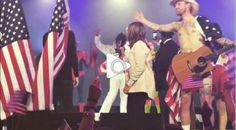 Hillsong NY Features Naked Dancing Cowboy - Seriously