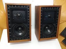 ROGERS LS3/5a SPEAKERS IN EXCELLENT CONDITION, (SPENDORS, etc