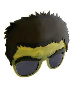 Look at this #zulilyfind! Hulk Sunglasses - Adult #zulilyfinds