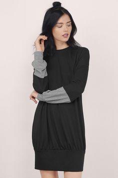 Renegade Sweatshirt Dress