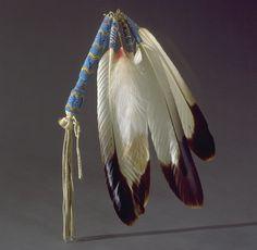Kiowa Peyote Fan, circa 1895 http://www.pinterest.com/damianaseabrook/shamans-and-medicine-people/