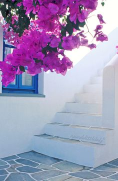 House in #Folegandros island, Greece