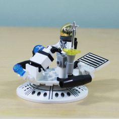 Creative Lego Compatible Building Blocks Space Probe_Space series(36pcs)…