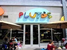 Pluto's - San Jose, CA - Kid friendly restaurant reviews - Trekaroo