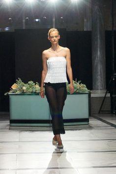 Dominic Knecht Modedesigner - Montblanc & Mode Suisse Edition 6 Zürich