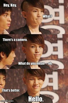 SHINee macro, I don't know them yet but dang I love that song WHY SO SERIOUS!!!