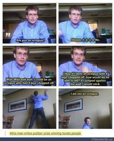 Funny pictures about When John Green Gets Bored. Oh, and cool pics about When John Green Gets Bored. Also, When John Green Gets Bored photos. My Tumblr, Tumblr Funny, Funny Memes, Hilarious, Jokes, Funny Quotes, Best Of Tumblr, Quotes Quotes, John Green Libros