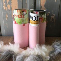 Tijdschriftenhouder BLÊDEN...   een #uniek #cadeau! Of voor jezelf natuurlijk... Een #tijdschriftenhouder van #vilt gemaak (100% #wolvilt). Of je zet er vaasjes in met #bloemen!