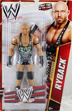 WWE Ryback Action Figure Series 27 | A General Blog