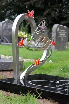 tombstone - monument for little baby-girl