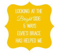 5 Ways My Toddler's Brace Has Helped Me