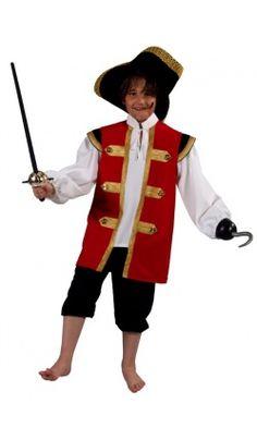 Deguisement De Capitaine Hook