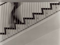 Peter Keetman, Stairs, 1955