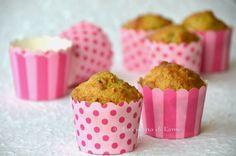 La cucina di Esme: Muffin salati al pesto di pistacchio