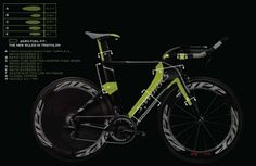 "Triathlon Specific Specialized Shiv with internal ""fuelselage"""