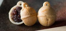 red bean sweets