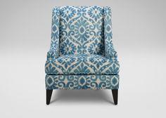 Emerson Chair, Mairi/Peacock