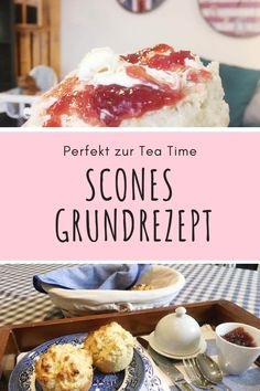 Scones Rezept: Englisches Scones backen ganz einfach Baking scones is not difficult at all – with this basic recipe for English scones, nothing stands in the way of your homemade afternoon tea! Cold Sandwiches, Party Sandwiches, Grilled Sandwich, Sandwich Recipes, Recipe For English Scones, Baking Scones, Green Tea Recipes, Keto, Snacks