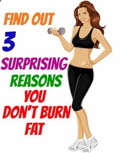 Destroy The Nasty Fats Now!!!: Find Out 3 Surprising Reasons You Don't Lose Fat. #health #workout