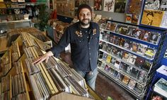 Spiral Scratch Records in Buffalo, New York. | http://www.vinylhunt.com/stores/337