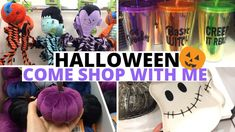 #halloween #halloweendecor #halloweenshoptihme Halloween Inspo, Halloween Decorations, Witch, Diy, Shopping, Bricolage, Witches, Do It Yourself, Witch Makeup