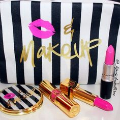 Kiss and makeup #F21Cosmetics #Lipstick