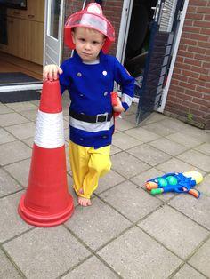 Brandweerman Sam pak voor neefje Stan
