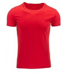 Pánske červené tričko