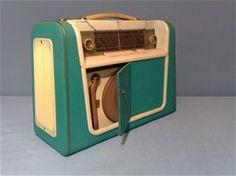 Retro Radios, Record Player, Fisher, Retro Vintage, Turntable