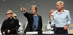 How 'Star Wars' won Comic-Con 2015 — while revealing nearly nothing