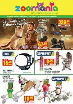 Catalog Zoomania Placerea Animalelor Octombrie 2017! Oferte: Pet Expert chilot caine 16,99 lei; Paiatze jucarie Cat undita minge 8,99 lei; Bellovero Catalog, Pets, Zootopia, Brochures, Animals And Pets