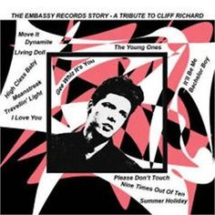 An Embassy record sleeve